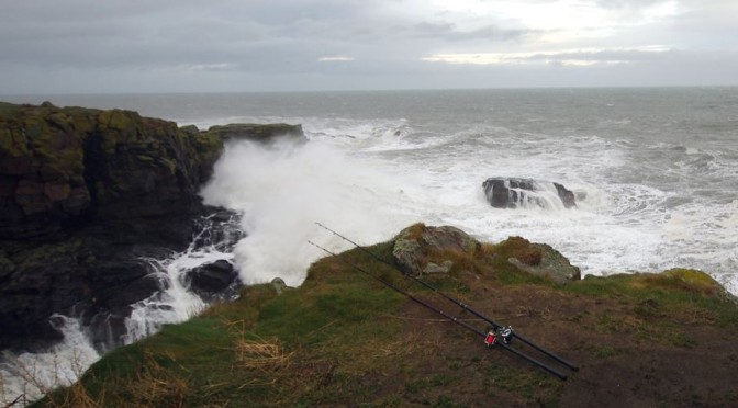 Large waves at Aberdeen