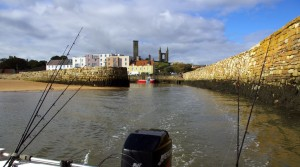 St Andrews Harbour Entrance
