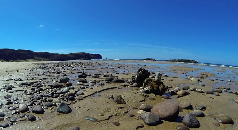 A Pilgrimage to Sandwood Bay