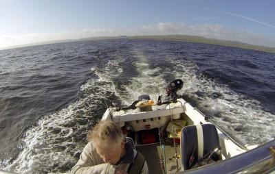 Off Dunbar
