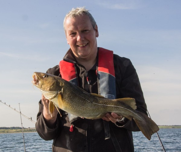 A handy plate sized cod for Ian