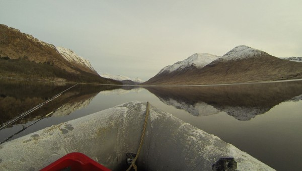 Heading back towards Glen Etive