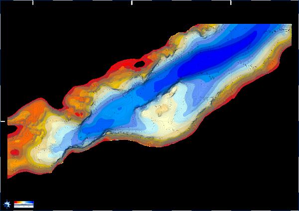 Etive Charts - Reefmaster generated chart - Bonawe Quarry to Cadderlie (12MB)