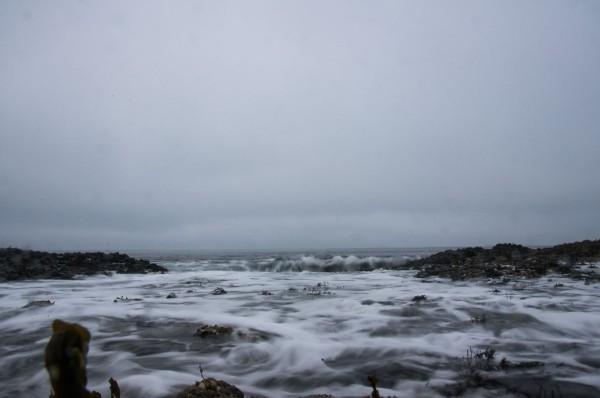Small Atlantic Swell, Ardmeanach Wilderness