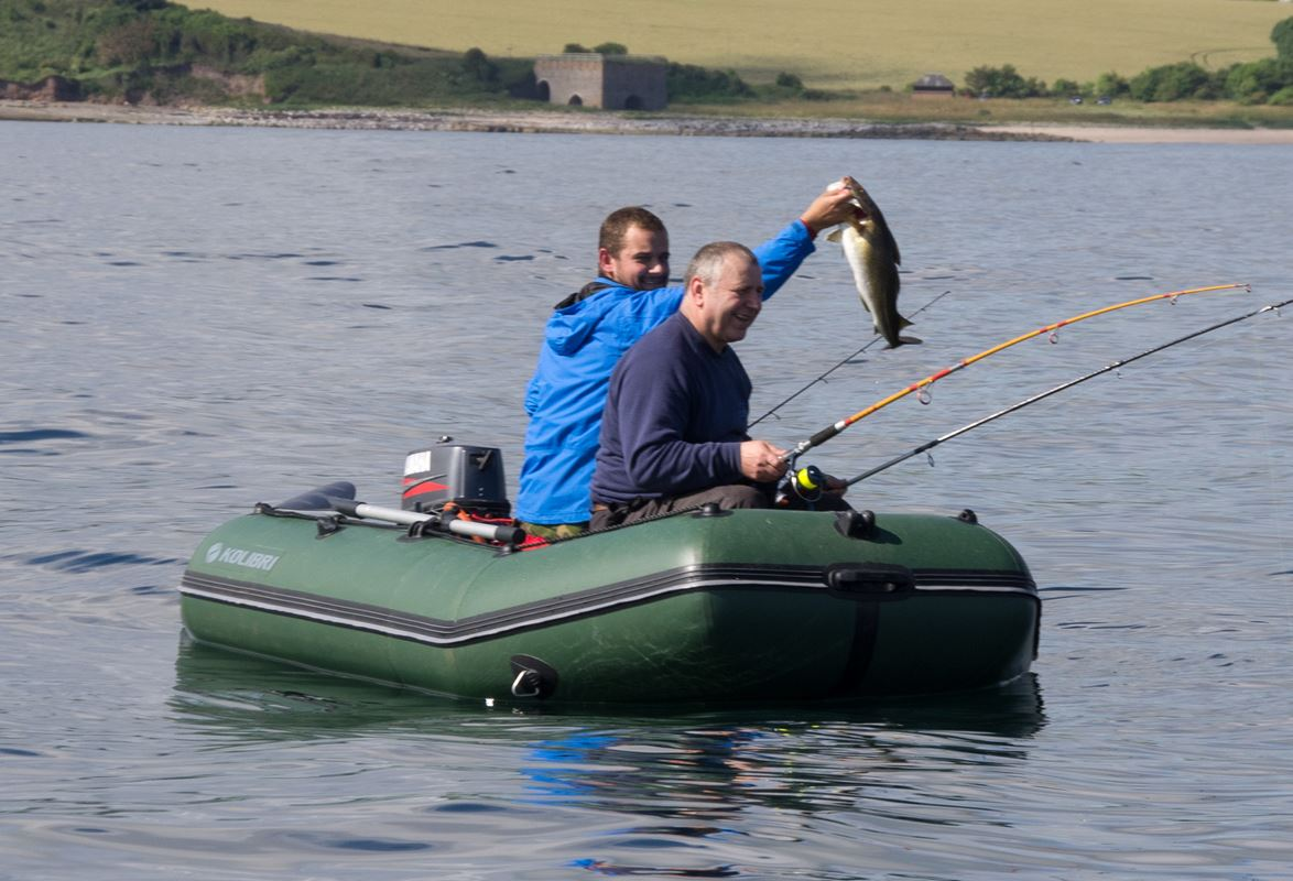 Inflatable Fishing - Corkwing