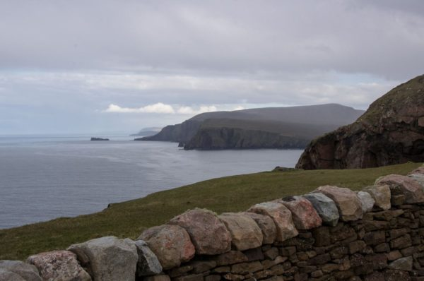 Looking east from Cape Wrath towards Durness